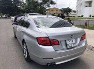 Bán BMW 523i sản xuất năm 2010, màu bạc, nhập khẩu giá 860 triệu tại Tp.HCM