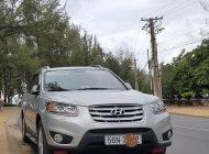Bán Hyundai Santa Fe SLX 2.0 diezel Full option đời 2010, màu bạc, nhập khẩu, giá tốt giá 830 triệu tại An Giang