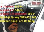 Bán Ford Fiesta 2018, Ford đà nẵng giá 512 triệu tại Đà Nẵng