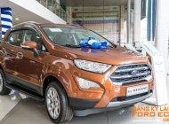 Cần bán Ford EcoSport Titanium đời 2018, màu nâu giá cạnh tranh giá 625 triệu tại Hà Nội