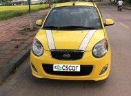 Bán xe Kia Morning SLX sản xuất 2010, màu vàng, nhập khẩu nguyên chiếc giá 265 triệu tại Hà Nội