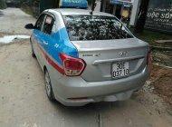 Cần bán lại xe Hyundai Grand i10 đời 2016, màu bạc giá 330 triệu tại Hà Nội