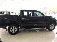 Cần bán Nissan Navara EL màu đen, giảm tiền mặt khuyến mãi nắp thùng giá 636 triệu tại Tp.HCM