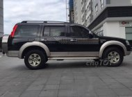 Cần bán gấp Ford Everest MT 2008, màu đen như mới, giá tốt giá 385 triệu tại Hà Nội