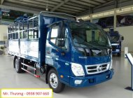 Bán Thaco Ollin 350 Euro4, thùng kín, thùng mui bạt, thùng lửng, tải trọng 2T150 giá 364 triệu tại Tp.HCM