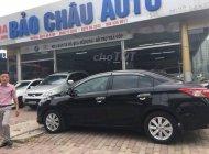 Cần bán gấp Toyota Vios 2017, màu đen   giá 529 triệu tại Hà Nội