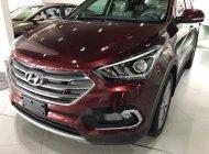 Bán Hyundai Santa Fe năm 2018, màu đỏ. Giao ngay giá 918 triệu tại Bình Thuận