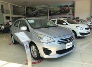 Bán Mitsubishi Attrage nhập Thái 100%, cực kỳ lợi xăng 5L/100km, kinh doanh hiệu quả, trả góp 80% giá 410 triệu tại Quảng Nam