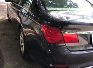 Cần bán xe BMW 7 Series sản xuất 2010 màu đen, giá tốt nhập khẩu giá 1 tỷ 180 tr tại Hà Nội