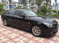 Bán xe BMW 5 Series 530i sản xuất 2007, màu đen, xe nhập giá 530 triệu tại Hà Nội