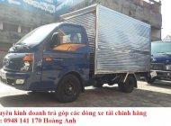 Tìm mua xe Hyundai Porter 1 tấn 5, xe tải nhẹ 1 tấn5 thùng kín, Hyundai 1,5T thùng lửng, HD150 1.5T giá 459 triệu tại Kiên Giang