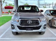 Toyota Tân Cảng bán Toyota Hilux 2.4E AT 2020 nhập khẩu, nhiều ưu đãi, xe giao ngay, trả góp lãi suất 0.3% giá 647 triệu tại Tp.HCM
