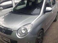 Cần bán xe Kia Morning năm sản xuất 2009, màu bạc giá 135 triệu tại Bình Dương