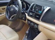 Bán xe gia đình Toyota Vios AT số tự động năm 2017, vàng cát giá 529 triệu tại Tp.HCM