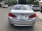 Bán BMW 5 Series 523i đời 2010, màu bạc, xe nhập giá 860 triệu tại Tp.HCM