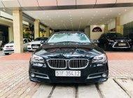 Bán BMW 5 Series 520i sản xuất 2015, màu đen, xe nhập   giá 1 tỷ 500 tr tại Hà Nội