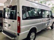 Bán Ford Transit SVP năm sản xuất 2018, màu bạc giá cực tốt hỗ trợ trả góp, thủ tục nhanh gọn giá 795 triệu tại Đà Nẵng