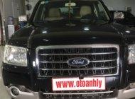 Bán Ford Everest 2.5 MT sản xuất 2007, màu đen   giá 365 triệu tại Phú Thọ