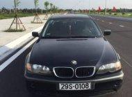 Bán xe BMW 3 Series 318i đời 2002, màu đen, xe nhập giá 218 triệu tại Hải Phòng