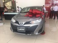 Cần bán Toyota Vios năm sản xuất 2018, màu xám giá 531 triệu tại Long An