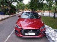 Bán xe Hyundai Elantra 1.6 turbo sản xuất năm 2018, mới qua sử dụng, màu đỏ giá rẻ giá 760 triệu tại BR-Vũng Tàu