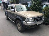 Bán xe Ford Ranger XLT 2004 dầu 2 cầu full option màu vàng cát giá 245 triệu tại Tp.HCM