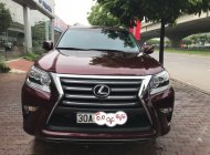 Bán Lexus GX460 màu đỏ mận, sản xuất và đăng ký 2015, biển Hà Nội, xe siêu mới, giá tốt giá 4 tỷ 335 tr tại Hà Nội