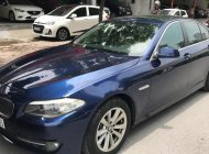 Bán BMW 5 Series năm 2010 màu xanh lam, giá 880 triệu, xe nhập, siêu đẹp giá 880 triệu tại Hà Nội
