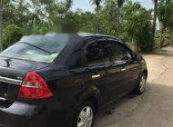 Bán ô tô Daewoo Gentra đời 2007, màu đen xe gia đình giá 165 triệu tại Thanh Hóa
