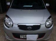 Cần bán lại xe Kia Morning SX 1.1MT Sport năm 2012, màu bạc xe gia đình giá cạnh tranh giá 250 triệu tại Khánh Hòa