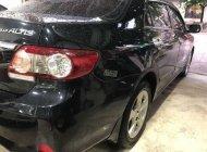 Bán Toyota Corolla altis 2.0V AT đời 2011, màu đen chính chủ giá 555 triệu tại Thái Nguyên
