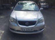 Bán Toyota Vios sản xuất năm 2007, màu bạc giá 185 triệu tại Đà Nẵng