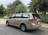 Cần bán Toyota Sienna LE 3.5 AT FWD 2011, màu vàng, nhập khẩu giá 1 tỷ 286 tr tại Tp.HCM