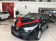 Bán Toyota Vios 1.5 E 2018, đời 2019, màu đen giá Giá thỏa thuận tại Hà Nội