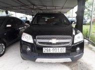 Xe Chevrolet Captiva LT sản xuất 2008, màu đen, giá tốt giá 290 triệu tại Hà Nội