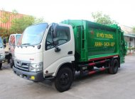 Xe ép rác Hino Euro 4 nhập khẩu trả góp toàn quốc giá 250 triệu tại Tp.HCM