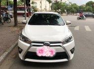 Bán xe Toyota Yaris 1.5G sản xuất 2017, tư nhân chính chủ, màu trắng, xe như mới, xe đi đúng 1v 5000km giá 670 triệu tại Hà Nội