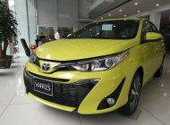 Bán xe Toyota Yaris G 2018 màu cam, giao ngay giá 650 triệu tại Hà Nội