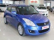 Bán ô tô Suzuki Swift 1.4AT năm 2017, màu xanh lam, giá 529tr giá 529 triệu tại Hà Nội