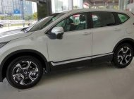 Bán Honda CR V L sản xuất năm 2018, màu trắng giá 1 tỷ 83 tr tại Tp.HCM