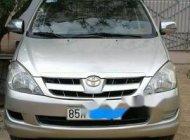 Bán ô tô Toyota Innova 2006, màu bạc, xe gia đình ít chạy giá 310 triệu tại Ninh Thuận
