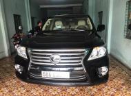 Cần bán xe Lexus LX năm 2015 màu đen, xe nhập Mỹ cực đẹp giá 5 tỷ 500 tr tại Hà Nội