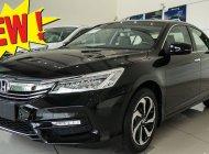 Ô tô 4 chỗ Honda Accord 2018 nhập Thái màu đen-Giao xe sớm nhất HCM. Xin gọi 0909076622 giá 1 tỷ 203 tr tại Tp.HCM