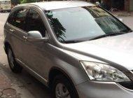 Bán Honda CR V 2.4 AT sản xuất năm 2010, màu bạc giá 565 triệu tại Hà Nội