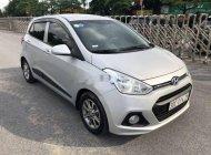Cần bán xe Hyundai Grand i10 1.25MT sản xuất 2015, màu trắng, nhập khẩu nguyên chiếc số sàn, giá tốt giá 345 triệu tại Hà Nội