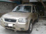 Bán xe Ford Escape 3.0AT năm 2002 giá cạnh tranh giá 135 triệu tại Hà Nội
