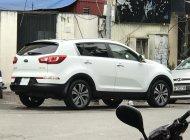 Bán Kia Sportage Limited sản xuất năm 2010, màu trắng, nhập khẩu giá 580 triệu tại Hà Nội