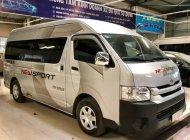Bán xe Toyota Hiace đời 2015, màu bạc, nhập khẩu giá 777 triệu tại Tp.HCM