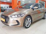 Cần bán Hyundai Elantra 2.0 sản xuất năm 2016, màu vàng giá 639 triệu tại Hà Nội