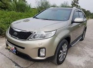 Bán Kia Sorento GATH sản xuất năm 2014, màu vàng số tự động, 740tr giá 740 triệu tại Hà Nội
